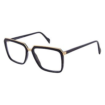Andy Wolf Manzu 01 Black-Gold Glasses