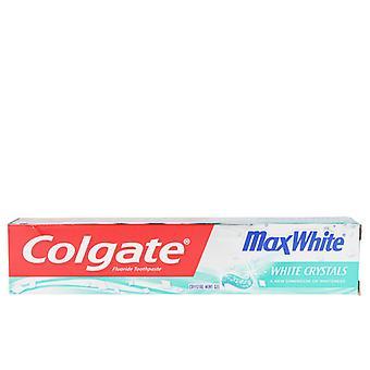 Hammastahnan valkaisu Max White - Valkoiset kiteet Colgate (75 ml)