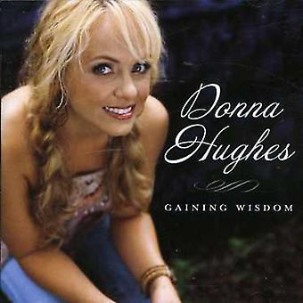 Donna Hughes - Gaining Wisdom [CD] USA import