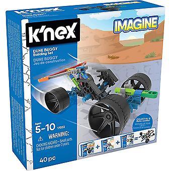 K'Nex 17023 Imagine Dune Set-60 Pieces-Ages 5-10 Construction Toy, Multicolour