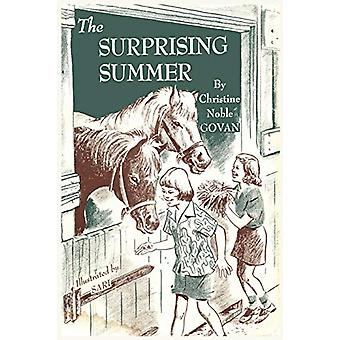 The Surprising Summer by Christine Noble Govan - 9781614274490 Book