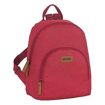 Child bag safta maroon