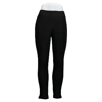 HUE Women's Leggings Utopia Cotton-Blend Black 692169