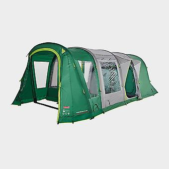 New COLEMAN Valdes Deluxe 4 XL Air BlackOut Bedroom Family Tent Green