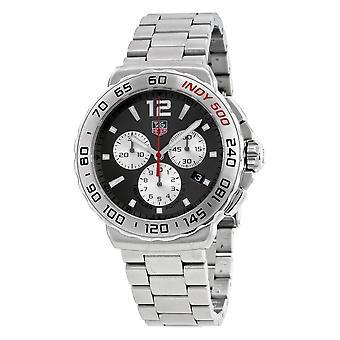 Tag Heuer Formula 1 Anthracite Sunray Steel Men's Watch CAU1113.BA0858