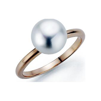 Adriana Pearl Ring Women's Ring Freshwater White 9-10 mm Silver Plated G10-92