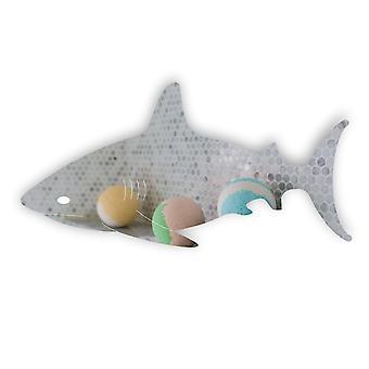 Ocean Swimming Shark Acrylic Mirror