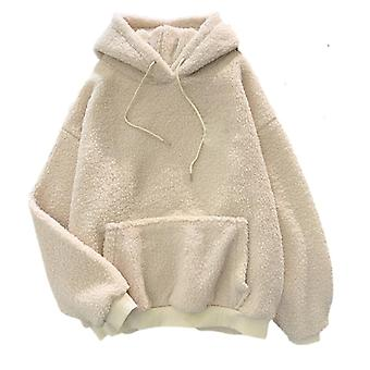 Women's Winter Thick Warm Velvet Hoody
