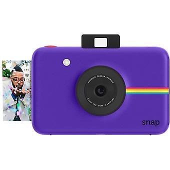 Polaroid Digitale Instant Snap Kamera mit Zink Zero Ink Technologie, Lila