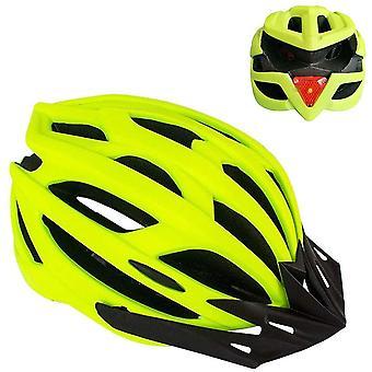 Gerui Bicycle Helmet for Men Women - 52-61cm Cycling Helmet with Sun Visor Light Adjustable Headband for