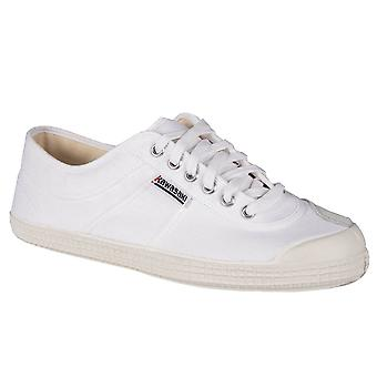 KAWASAKI FOOTWEAR - Legend canvas shoe - white - men's footwear