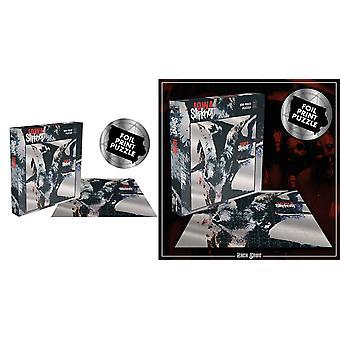Slipknot Jigsaw Puzzle Iowa Álbum cover new Official Black 500 Piece