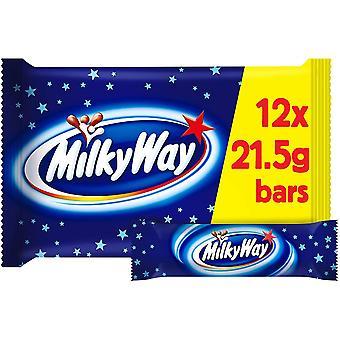 MilkyBar 12 baaria Pakkaus 12x21.5g, 258g