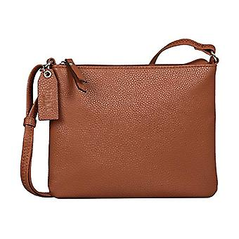 TOM TAILOR Denim Tessa, Women's Shoulder Bag, Brown, S