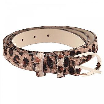 Leopard Print ceinture Ahmed féminines