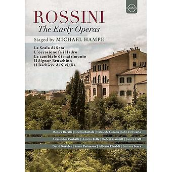 Rossini: Primeras óperas [DVD] importación de EE.UU.