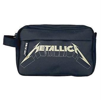 Metallica - Bolsa de lavado de logotipos