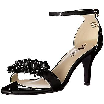 Annie Womens Lively Open Toe Casual Ankle Strap Sandals