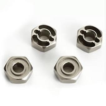 Hobao Gpx4/Epx Aluminium Hjul Sekskant Nav (4)