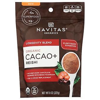 Navitas Naturals Cacao Longevity Powder, 8 Oz