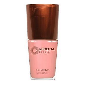 Mineral Fusion Nail Polish, Pink Petals .33 Oz