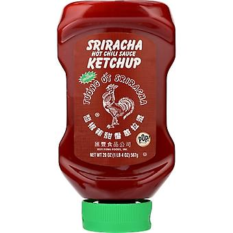 Huy Fong Ketchup Sriracha Style, Case of 12 X 20 Oz