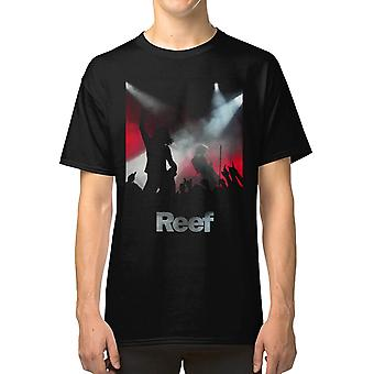 Reef (The Band) Live T shirt gig singer