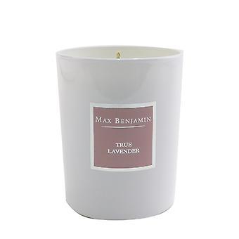 Max Benjamin Candle - True Lavender 190g/6.5oz