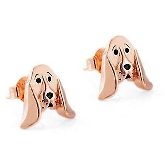 Jack & co pets - daschund earrings jce0896