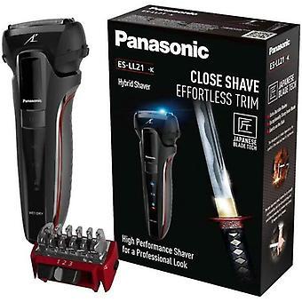 Panasonic ES-LL21 Hybridi märkä + kuiva ladattava sähköinen 3-teräinen parranajokone trimmeri