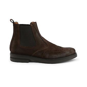 Duca di Morrone - Ankle boots Men 101_PLUTO_CAMOSCIO