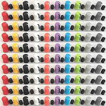 Hoge en lage eq gain knob cap voor Pioneer Djm750 800 850 900 2000 mixer, Ddj-sb