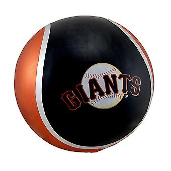 14 Inch Diameter Yall Ball San Francisco Giants Inflatable Bouncy Ball