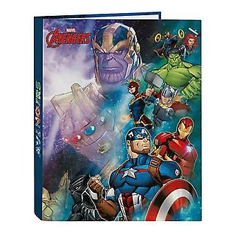 Dossier Safta Avengers Heroes vs Thanos (26,5 x 33 x 4 cm)