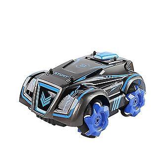 2.4G radio control dublê carro off-road veículo leve música drift toy 360 rotativo corrida elétrica dublê