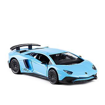 Legering auto model speelgoed auto voor kinderen, jongens meisjes cadeau