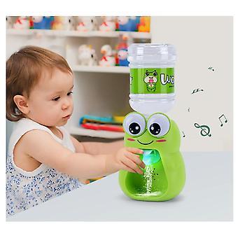 Barn Kjøkken Late Lekehus Leker Mini Drikke Fontene Lekehus For Gutter Jenter