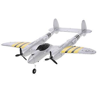 P38 Kaukosäädin Vaahto Fighter Lentokone malli Lasten lelu lahja