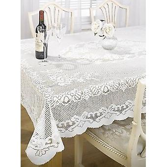 Chantal Lace Table Cloth 52inches x 70inches