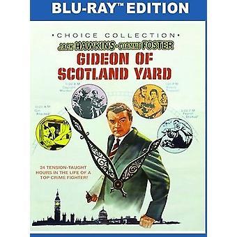 Gideon of Scotland Yard (1958) [Blu-ray] USA importare