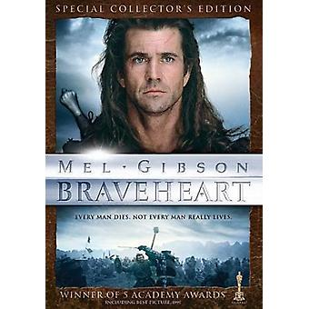 Braveheart [DVD] USA import