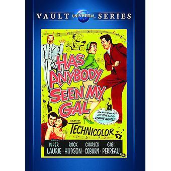 Heeft iemand gezien mijn Gal [DVD] USA import