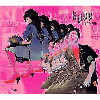 Kudu - Death of the Party [CD] USA import