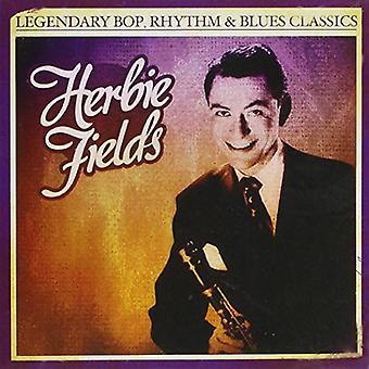 Herbie Fields - legendäre Bop Rhythmus & Blues Klassiker: Herbie Fiel [CD] USA import