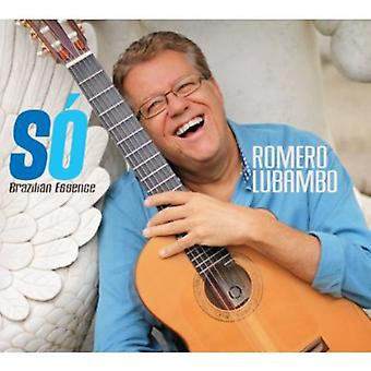 Romero Lubambo - S? Brazilian Essence [CD] USA import