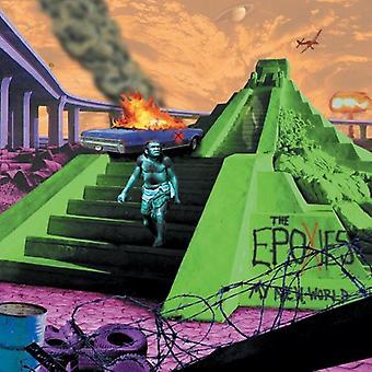 Epoxi - min nya världen [CD] USA import