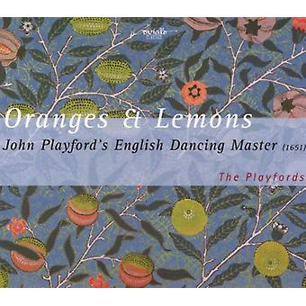 Playfords - Oranges & Lemons-the English [CD] USA import