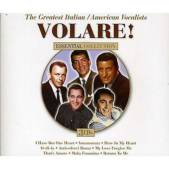 Volare! the Greatest Italian/American Vocalists - Volare! the Greatest Italian/American Vocalists [CD] USA import