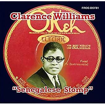 Clarence Williams - Senegalese Stomp [CD] USA import