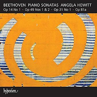 Beethoven / Angela Hewitt - sonates pour Piano 6 [CD] USA import